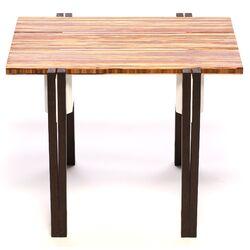 Neapolitan End Table