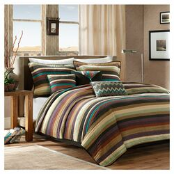 Madison Park Yosemite 6 Piece Quilted Coverlet Set