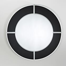 Homka Couture Round Mirror