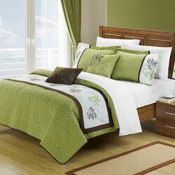 ed ted,Kirsten 10 Piece Comforter Set