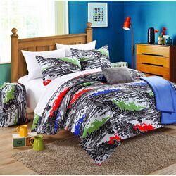 Heroes 9 Piece Comforter Set