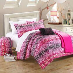 Waves 9 Piece Comforter Set