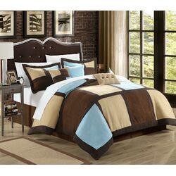 Diana 7 Piece Comforter Set