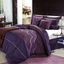 Horizon 12 Piece Comforter Set