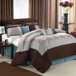 Mustang 12 Piece Comforter Set