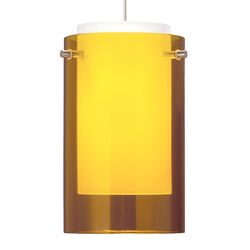 Echo 1-Circuit CFL Mini Pendant