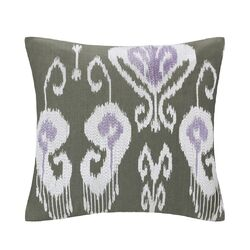 Marrakesh Square Pillow in Bungee Cord