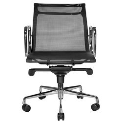 Reed Low-Back Mesh Chair