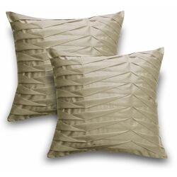 Sofia Faux Silk Pillow