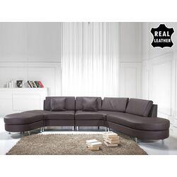 Copenhagen Leather Stationary Sectional