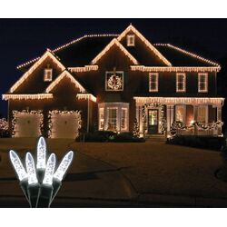 70 Light LED Icicle Light