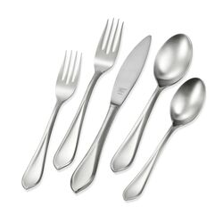 42 Piece Fiora Flatware Set