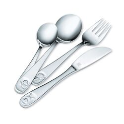 Children's 4-Piece Flatware Set