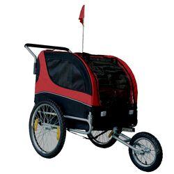 Comfy Pet Bike Trailer/Jogging Stroller