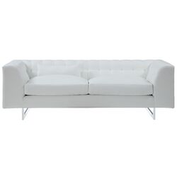 Vince Leather Sofa