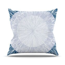 Pulp by Anchobee Throw Pillow