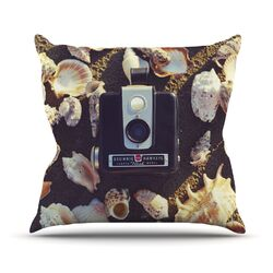 The Four Seasons Summer Throw Pillow