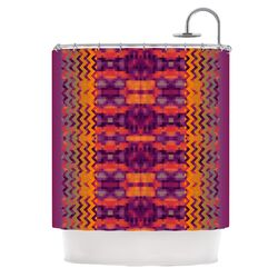 Medeasetta Polyester Shower Curtain