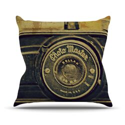 Discarded Treasure Throw Pillow