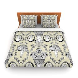 Imperial Palace by DLKG Design Fleece Duvet Cover