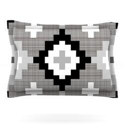 Linen Moroccan by Pellerina Design Woven Pillow Sham