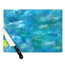 Ocean Waters by Rosie Brown Cutting Board