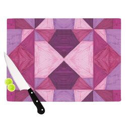 Angles by Empire Ruhl Cutting Board