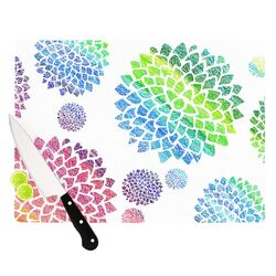 Feel the Rainbow by Catherine Holcombe Cutting Board