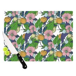 Spring Foliage by Catherine Holcombe Cutting Board