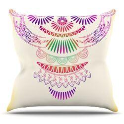 Decorative Ornament by Famenxt Throw Pillow
