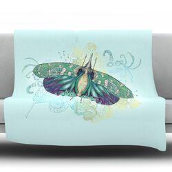 Deco by Catherine Holcombe Fleece Throw Blanket