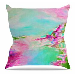 Something About the Sea 2 Throw Pillow