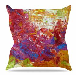 Sonoran Fantasy Throw Pillow