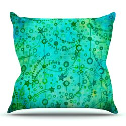 Make a Wish II Throw Pillow