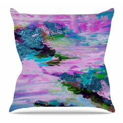 On Cloud Nine - 4 Throw Pillow