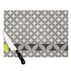 Diamond Black Cutting Board