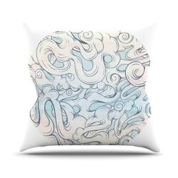 Entangled Souls Throw Pillow