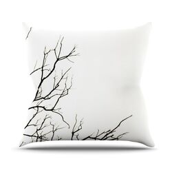 Winter by Skye Zambrana Throw Pillow