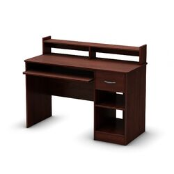 Axess Computer Desk with Keyboard Drawer