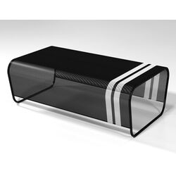 Lami Perforated Sheet Center Table