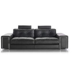Elite Dayton Leather Sofa