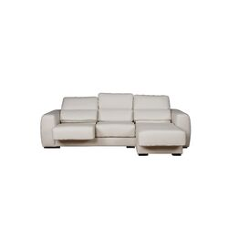 Luxury Genny Sectional - Top Grain Italian Leather