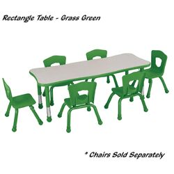 Quick Ship: Classroom Rectangular Table