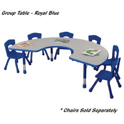 Quick Ship: Classroom Horseshoe Table