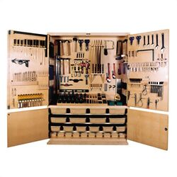 Large General Shop Tool Storage Cabinet