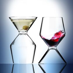 VinoTini Wine and Martini Glass