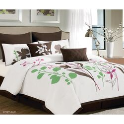 Portland 8 Piece Comforter Set
