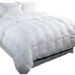 233 Thread Count White Down Comforter