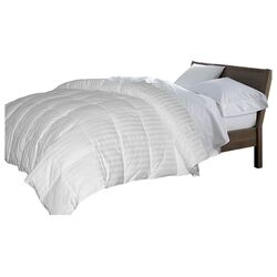 350 Thread Count Goose Down and Feather Comforter
