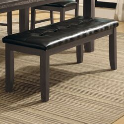 Alicante Upholstered Kitchen Bench
